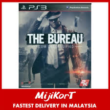 the bureau ps3 ps3 the bureau xcom declassified r end 10 25 2020 3 03 am