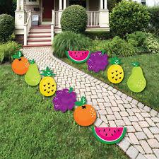 summer yard decorations ebay