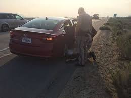 chp call log a chp officer pulled over a speeding car then he helped deliver a