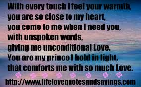 Love Is Unconditional Quote by Warmth And Love Quotes Like Success