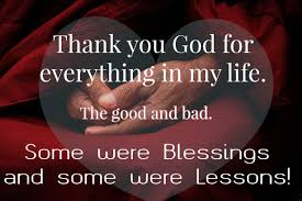 thank you god for everything god answers prayers