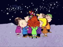 peanuts a brown christmas christmas christmas tree tree peanuts brown brown