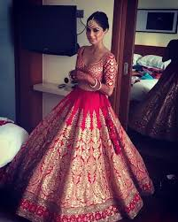 wedding dress indian beautiful indian wedding bridal dresses 2017 dresses khazana