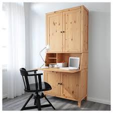 Hemnes Bureau With Add On Unit Ikea Ikea Bureau