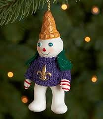 nola featured on this new orleans themed cloisionne ornament