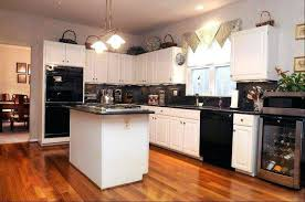 Kitchen Appliances Packages - kitchens with black appliances u2013 subscribed me