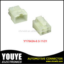 4 pin male female automotive wiring harness connector buy