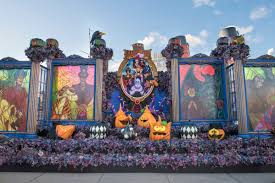 When Do Halloween Decorations Go Up At Disneyland Disney U0027s Halloween 2017 At Tokyo Disney Resort Tdr Explorer