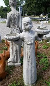 concrete garden statues garden moderngarden in