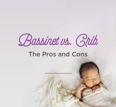 Mini Crib Vs Bassinet Bassinet Vs Crib What S Better For Baby