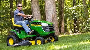 lawn tractors 100 series john deere us