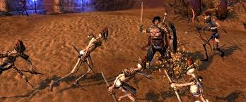 dungon siege dungeon siege iii rock paper shotgun pc reviews previews
