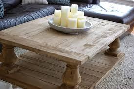 Restoration Hardware Coffee Table Balustrade Coffee Table Outdoor Dans Design Magz Balustrade