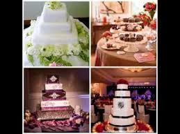 Wedding Cake Table Wedding Cake Table Decorations Youtube