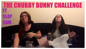 chubby bunny challenge w slap cam ft angel monique wardrope