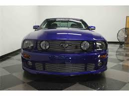 2005 ford mustang roush 2005 ford mustang roush stage 2 for sale classiccars com cc