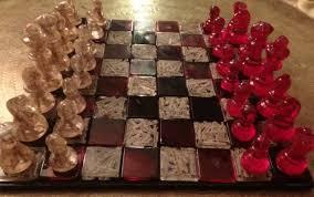 handmade resin chess set soft spoken asmr youtube