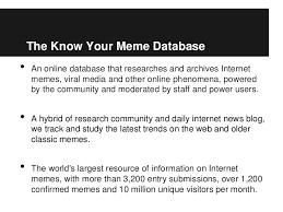 Meme Data Base - brad kim know your meme youpix poa 2012