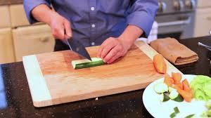 knife skills with martin yan diamond cut sunset
