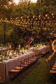 wedding lights 38 outdoor wedding lights ideas you ll happywedd