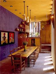Mexican Dining Room Furniture by Colorful And Charming Mexican Interior Design Wearefound Home Design