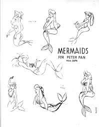 mermaid sketch by lauren draghetti on deviantart mers