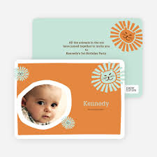 1st birthday invitations paper culture