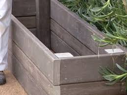 Build Garden Storage Bench by 76 Best Planters Images On Pinterest Wooden Planters Planter