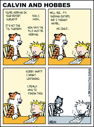 honestly one of the greatest c u0026h strips ever calvinandhobbes