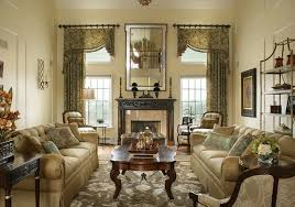 valances for living rooms of a living room with 2 story windows