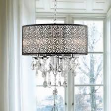 drum chandeliers you u0027ll love wayfair