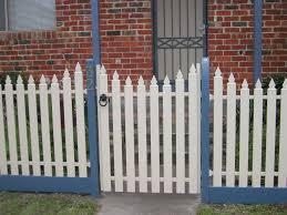 picket fences create picket fence panels simple picket fence panels ideas