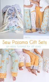 20 handmade christmas gifts to sew now pyjamas handmade