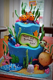 416 best cake images on pinterest finding nemo cake dory cake