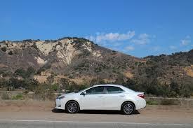 corolla 2017 toyota corolla first drive of updated compact sedan