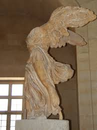 louvre museum the winged victory of samothrace also called the