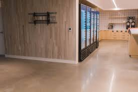 Polished Laminate Flooring Residential Interior U2013 Stamped Polished And Decorative Concrete