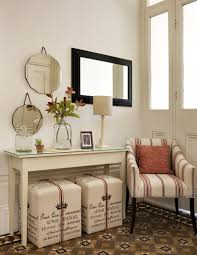 Small Hallway Table Astounding Small Hallway Table Ideas With White Table Lamp And