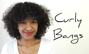 how to cut your own curly hair in layers cutting bangs curly hair youtube