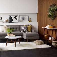 mid century modern living room ideas impressive mid century modern apartment living room with best 25