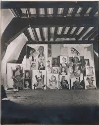 Dora Maar In An Armchair Biography U2013 Musée National Picasso Paris
