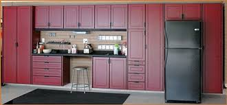 Work Benches With Storage Garage Workbenches As Good As Cabinets Garage Pinterest