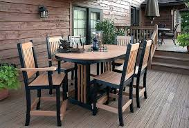 pub style patio table pub height patio set co pub style patio set