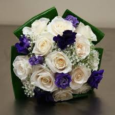 wedding flowers ottawa wedding bouquet in white and purple w flowers ottawa