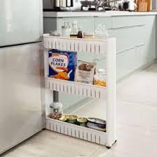 etagere rangement cuisine étagère placard alcôve voiture de niche armoires de cuisine