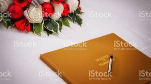 wedding register book wedding register book stock photo more pictures of agreement