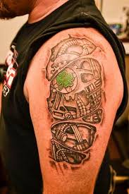 biomechanical tattoos for men ideas and inspiration for guys