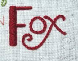 best 25 diy embroidery letters ideas on pinterest hand