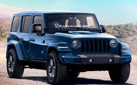 jeep wrangler beach edition jeep wrangler renderings from jl wrangler forum look good insidehook