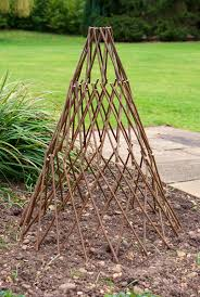 expandable garden willow obelisk 4 99